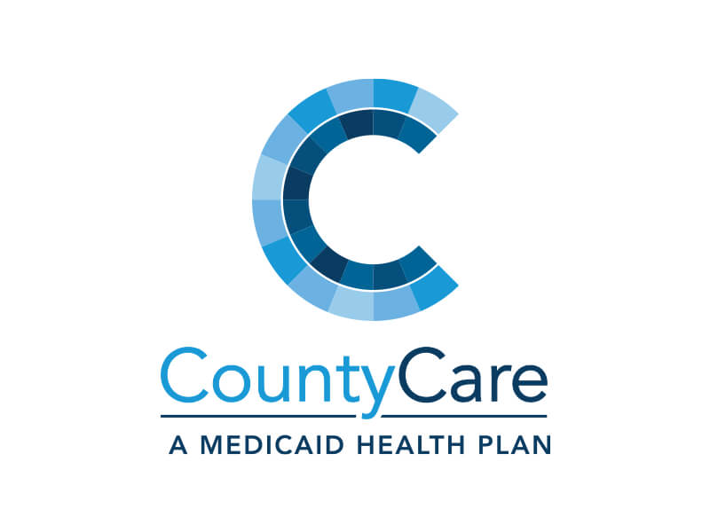 CountyCare Logo Home Button